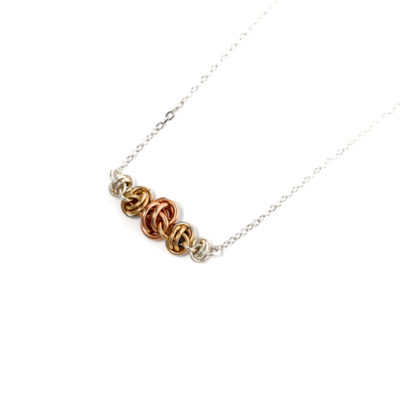 Minimalist-sterling-silver-14kt-yellow-rose-gold-filled-barrel-bar-necklace-Hui-Designs