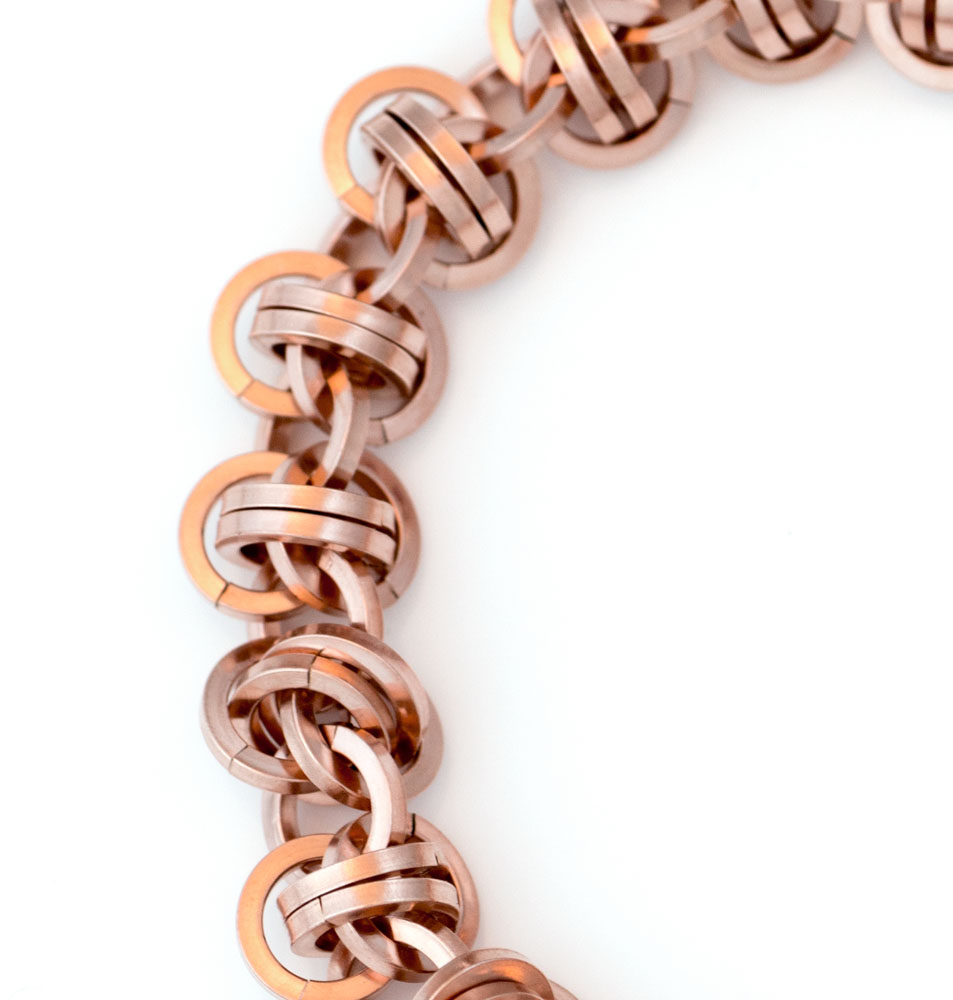 Bold-Square-Barrel-14kt-rose-gold-filled-Chainmaille-bracelet-Hui-Designs-new-crop