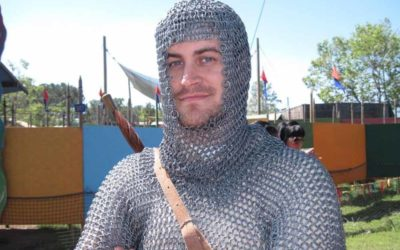 Chainmaille in Fashion and History