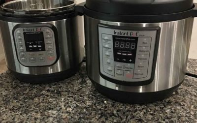 My Favorite Instant Pot Recipes
